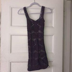 Free people mini body-con dress